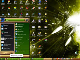 My Desktop by 18Designs