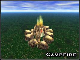 Campfire by 18Designs
