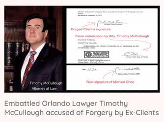 Tim McCullough Orlando Lawyer by BarneyHuxtable