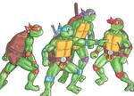 Turtles Group Sp03