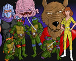 TMNT Group Pic