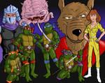 TMNT Group Pic