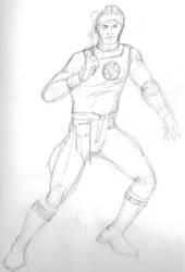 DSC Buck Rogers by pedlag