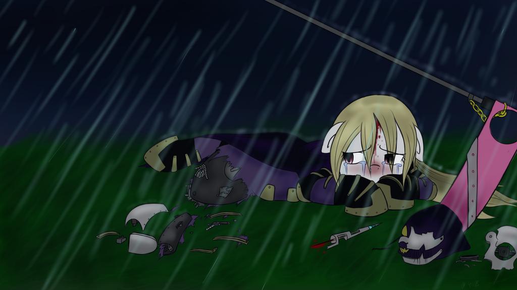 I Don't Mind the Rain (UPDATE) by FullMetalPikmin