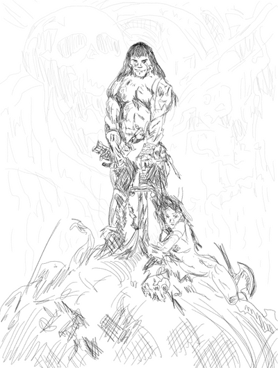 Barbarian by LowBFlat