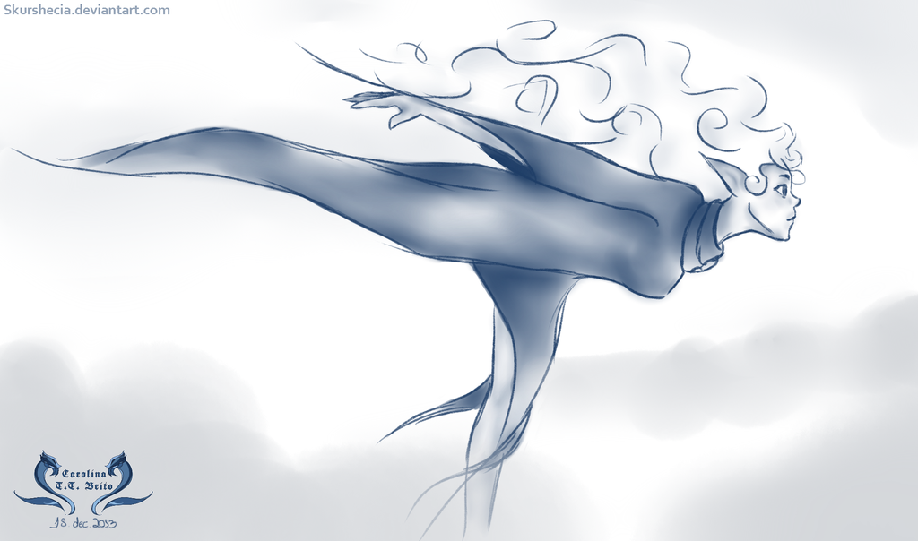 4 elements - Air by skurshecia