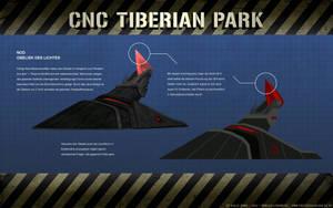 CNC TIBERIAN PARK - Wallpaper Obelisk by KalleBowo