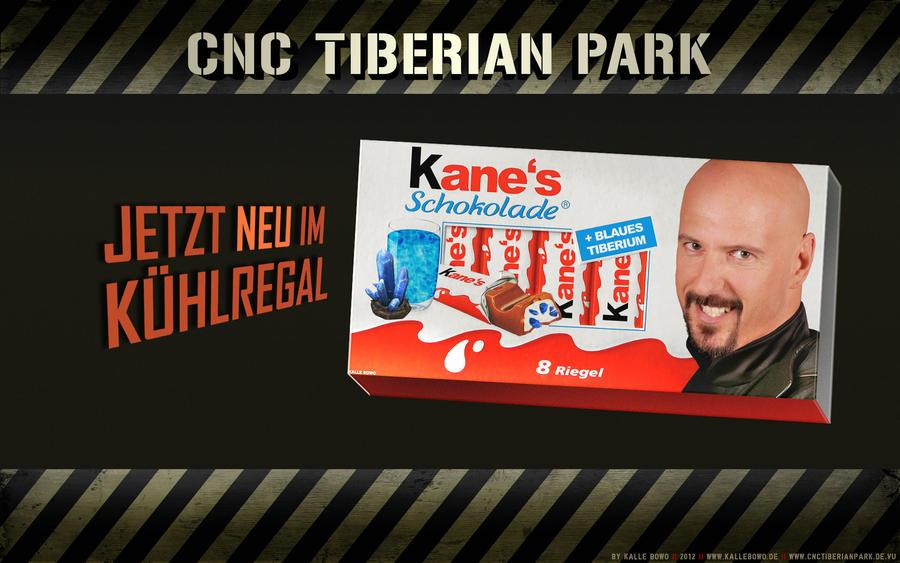 CNC TIBERIAN PARK - Wallpaper Kane's Schokolade by KalleBowo