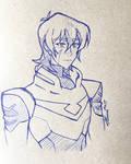 Practice Sketch - Keith