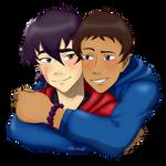 Hug - Klance