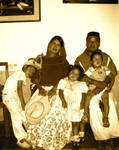 Huichol Family