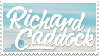 Richard Caddock stamp by pocketsweat