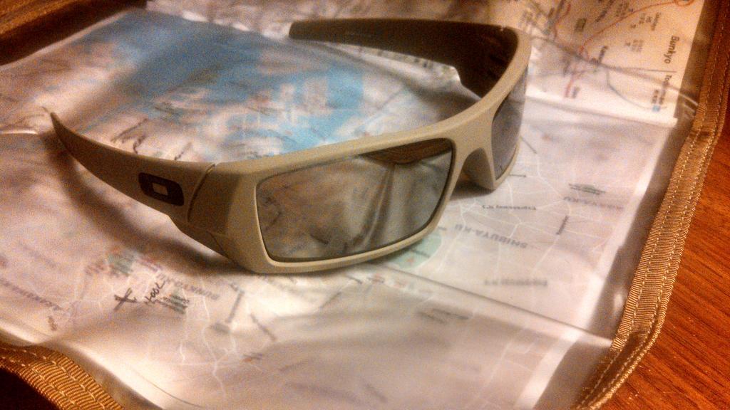 986d7a4acc ... netherlands last alarm oakley gascan glasses in cerakote by firemanjim  518d5 af3f4