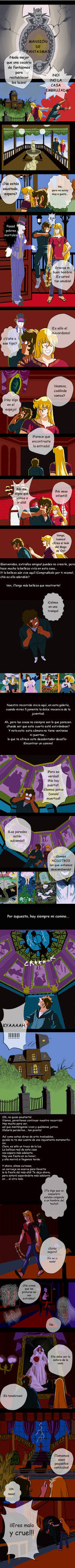 saintseiya parodie 12 part 2 (SPANISH) by kori