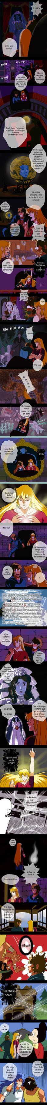 saintseiya parodie 12 part 3 (SPANISH) by kori