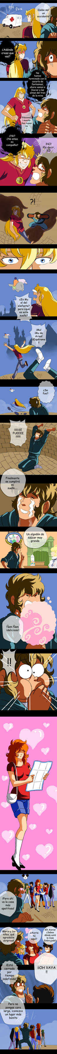 saintseiya parodie 12 part 6 (SPANISH) by kori
