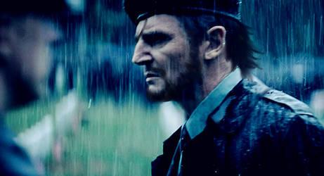 Big Boss_Liam Neeson by kareig
