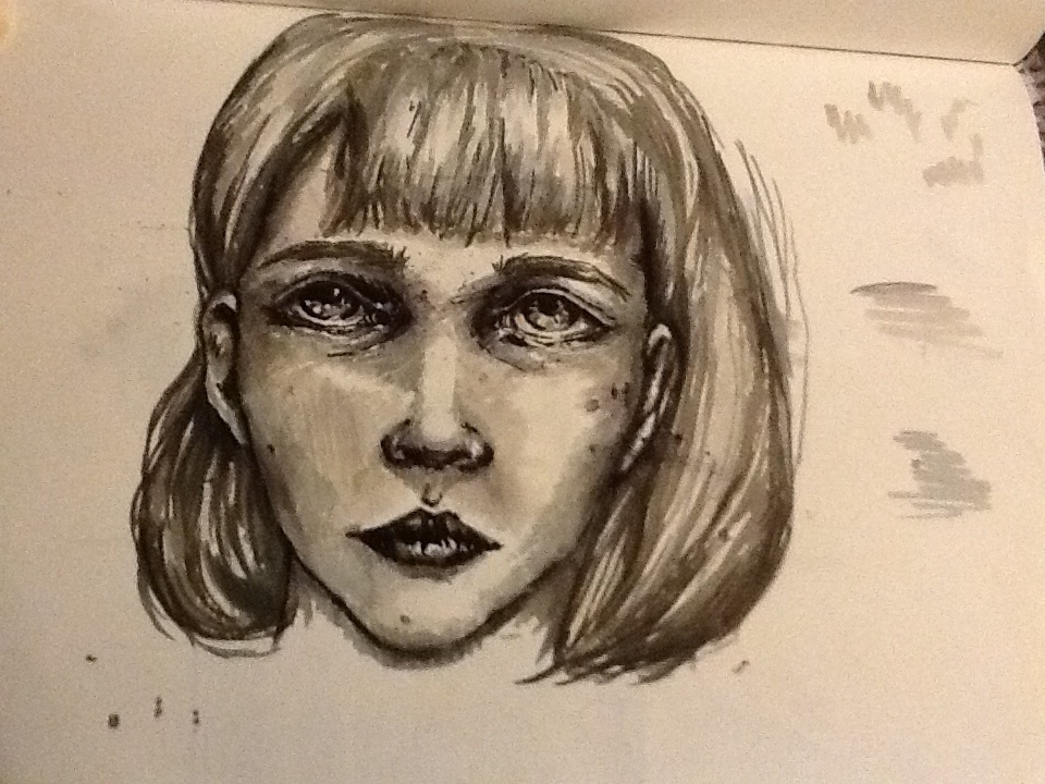Face by TiredMonkey