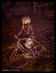 I want to ride my bicycle. by cmulcahy