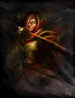 Windrunner by Digl