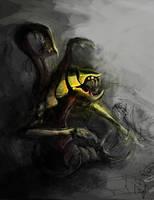 Venomancer by Digl