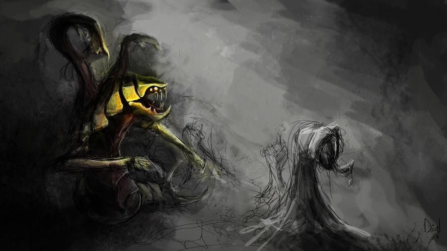Venomancer Wallpaper by Digl