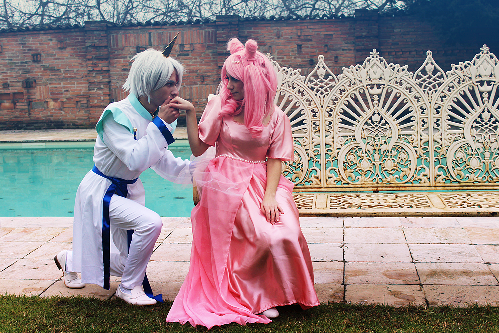 Helios (Sailor Moon) I Love You My Little Princess by Adriatan