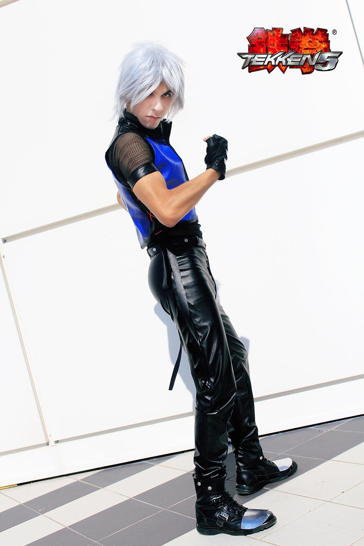Lee Chaolan, Badass! (Tekken) by Adriatan