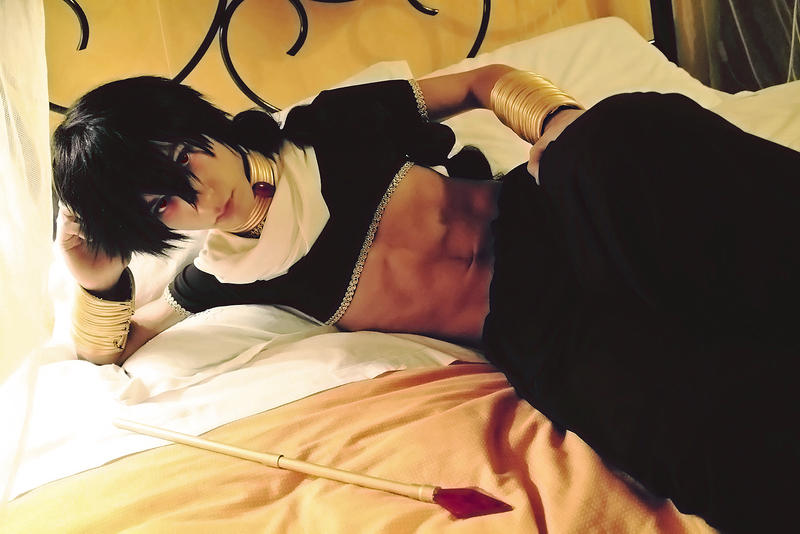 Judal, Black Sun (Magi) by Adriatan