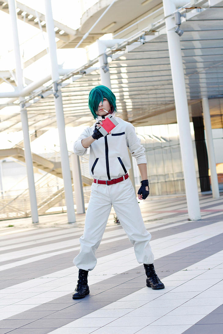 Joe Hibiki, Bird... Go! (Gatchaman Crowds) by Adriatan