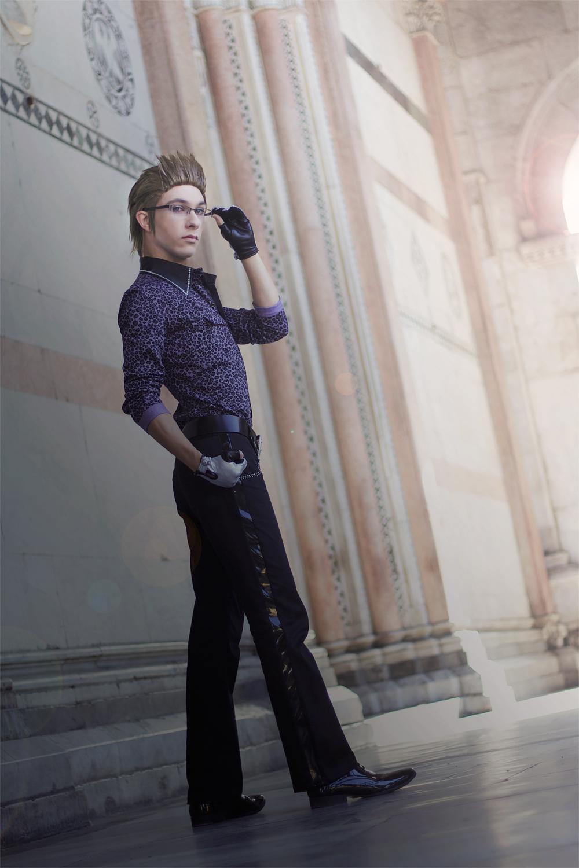 Ignis Scientia - Final Fantasy XV [Cosplay] by Adriatan on ...