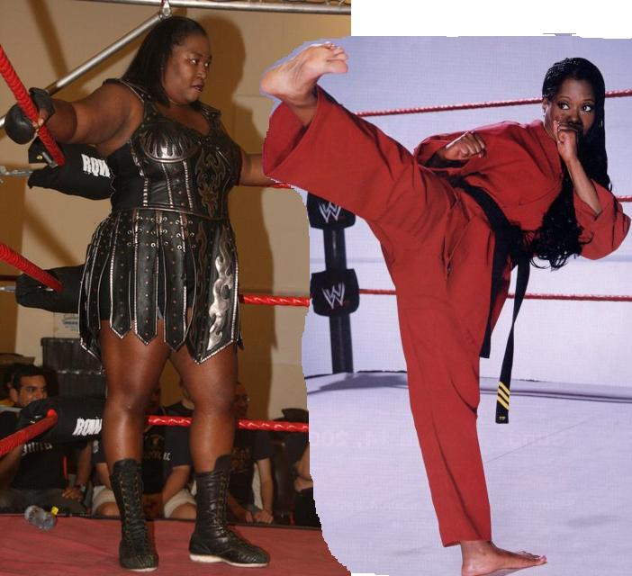 Awesome Kong 2013 Awesome kong vs jacqueline byAwesome Kong Boyfriend