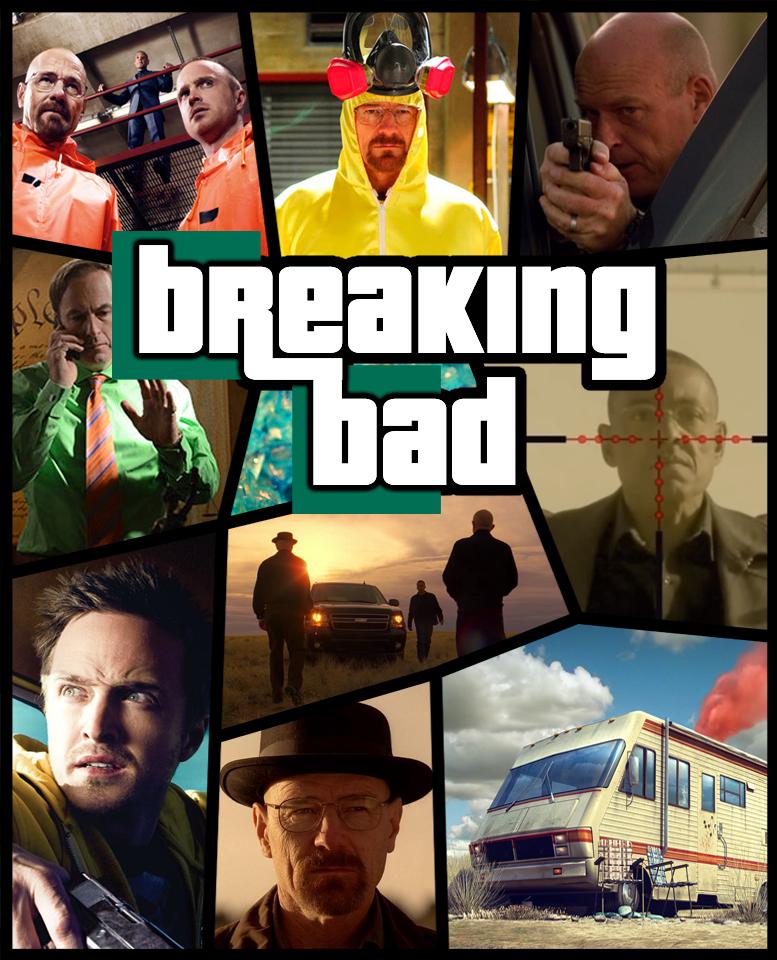 Breaking Bad (Grand Theft Auto) by Xieneus on DeviantArt