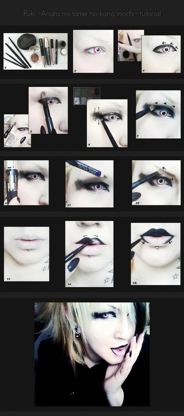 Anata no tame no kono inochi tutorial - Ruki by kawaiimomochan2006