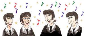 Art Trade- The Beatles