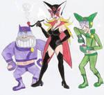 The Doronbo Gang