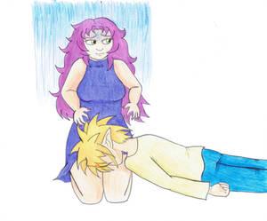 Zel and Mitsue-part 2