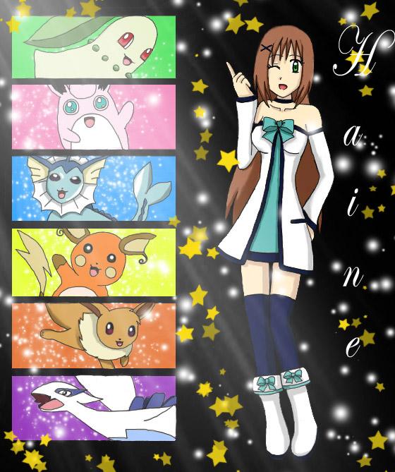 Haine Pokemon Profile by lovelychu