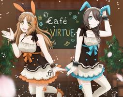 Cafe VIRTUE by Mindsebbandflow