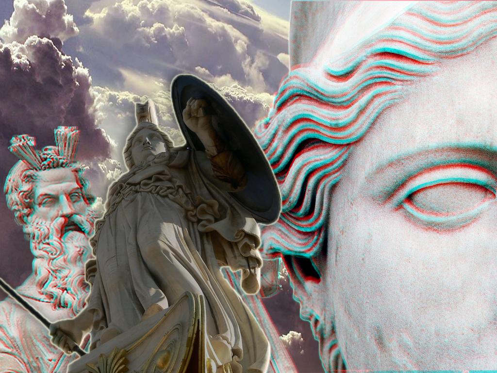 Ancient Greek Statues ...