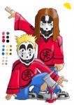 Insane Clown Posse Coloured