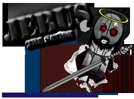 Jebus the Savior by ShadowDrakus