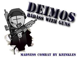 Deimos Madness Combat by ShadowDrakus