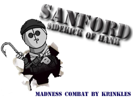 Madness Combat Sanford by ShadowDrakus