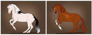 Horse Imports: 2/2 OPEN - PRICE LOWERED!! by Caterang8