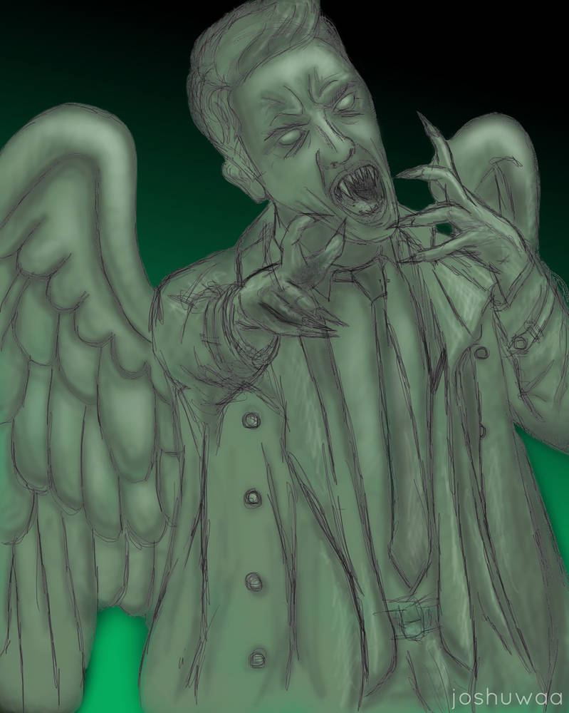 Weeping Angel of the Lord