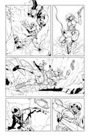 GI JOE page sample 3 by A-Muriel