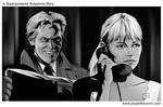 Hitchcock/Superhero Movies Mash-Up 2