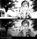 SILENT HILL - Downpour - Character