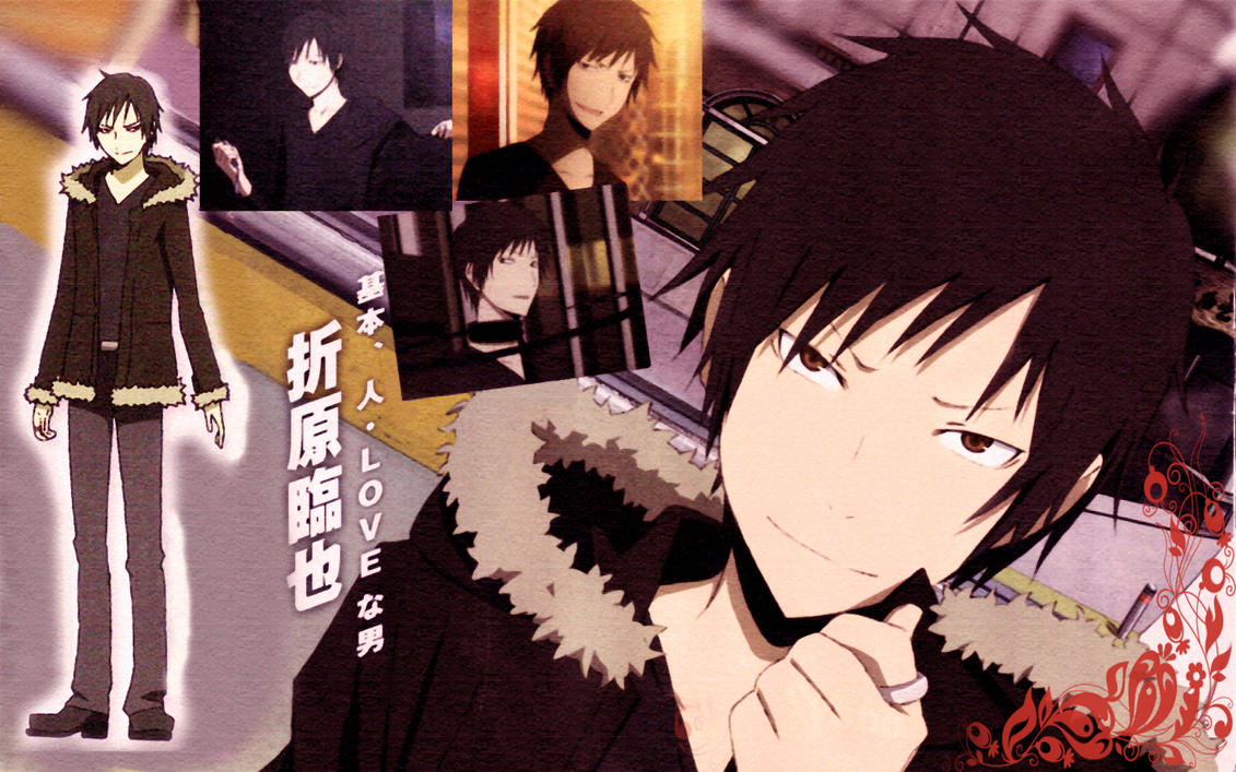 Orihara Izaya by Alice666